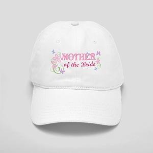 Mother of the Bride [f/b] Cap